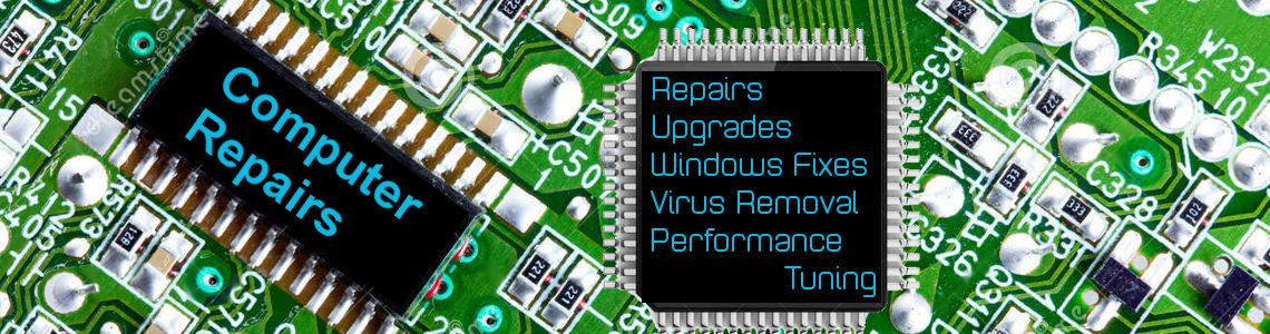 Computer Repairs & Servicing