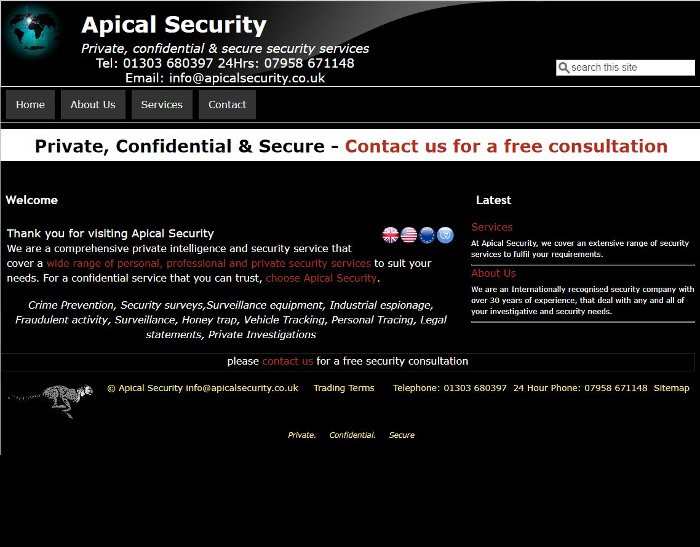 Apical Security