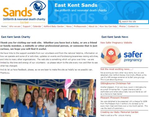 East Kent Sands - by computers-in-kent.co.uk