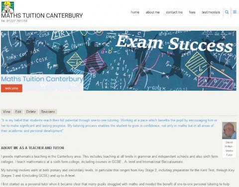 Maths Tuition Canterbury