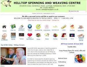 Hilltop Spinning and Weaving Centre